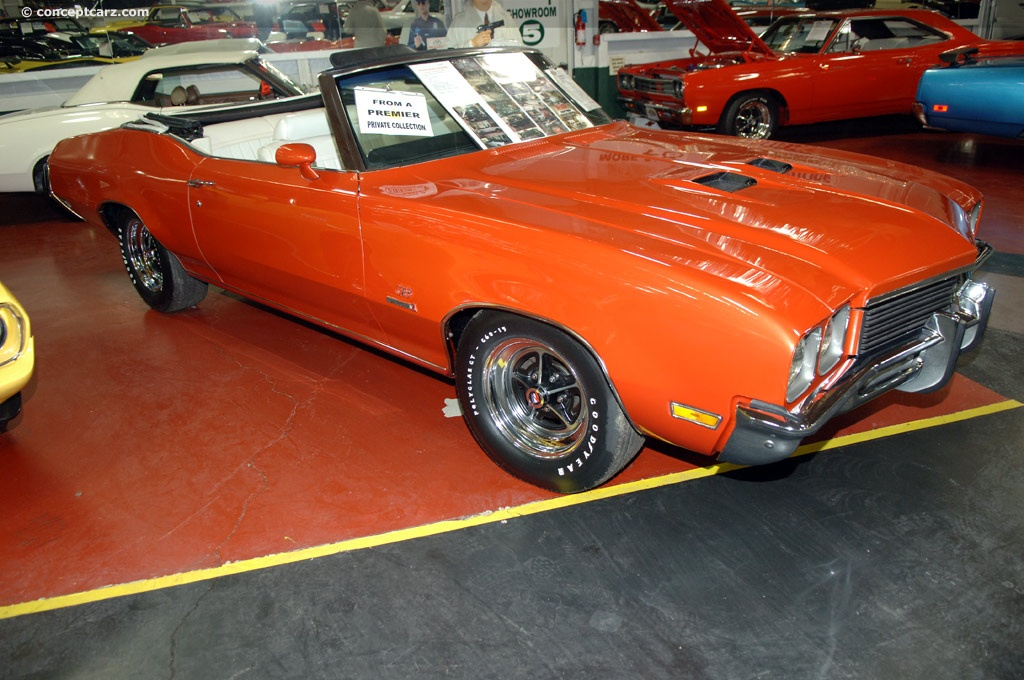 Buick Gs Stage Dv Volo