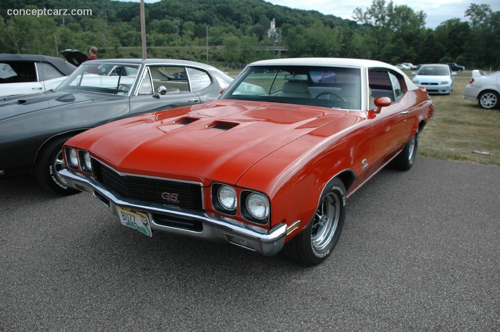 1972 Buick Skylark History Pictures Value Auction Sales