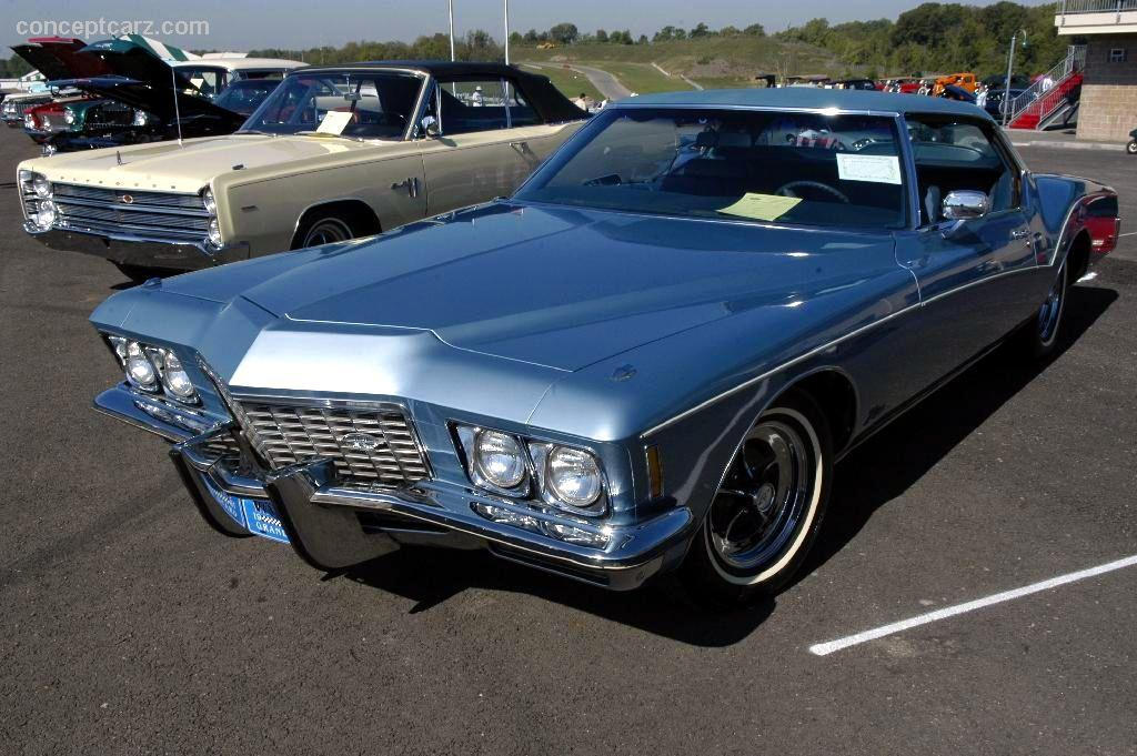 Auction Results And Data For 1972 Buick Riviera Series
