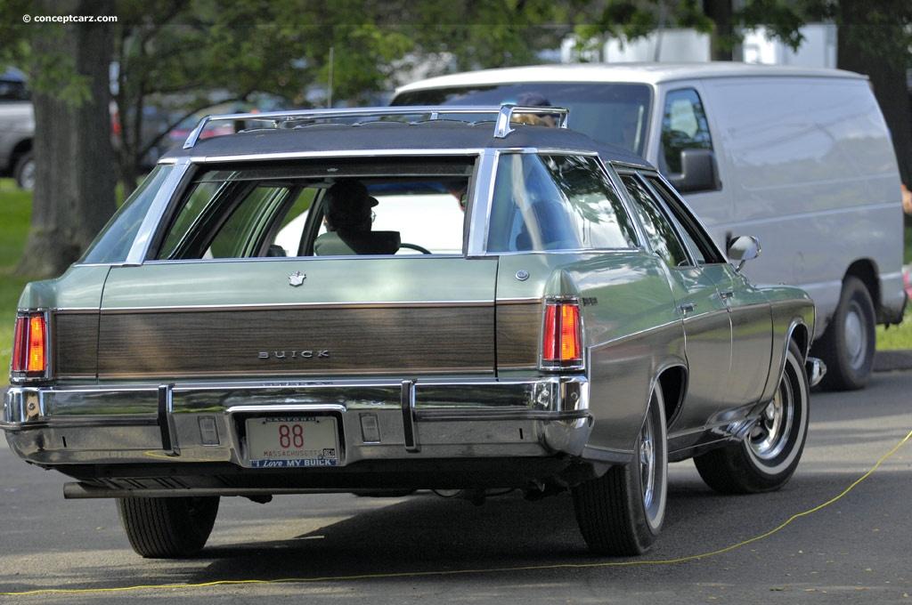 2018 Cadillac Seville >> 1973 Buick Estate Wagon Image