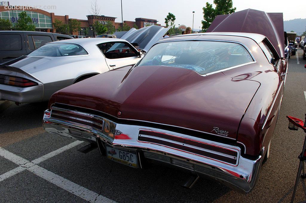 Buick Riviera Dv Wf