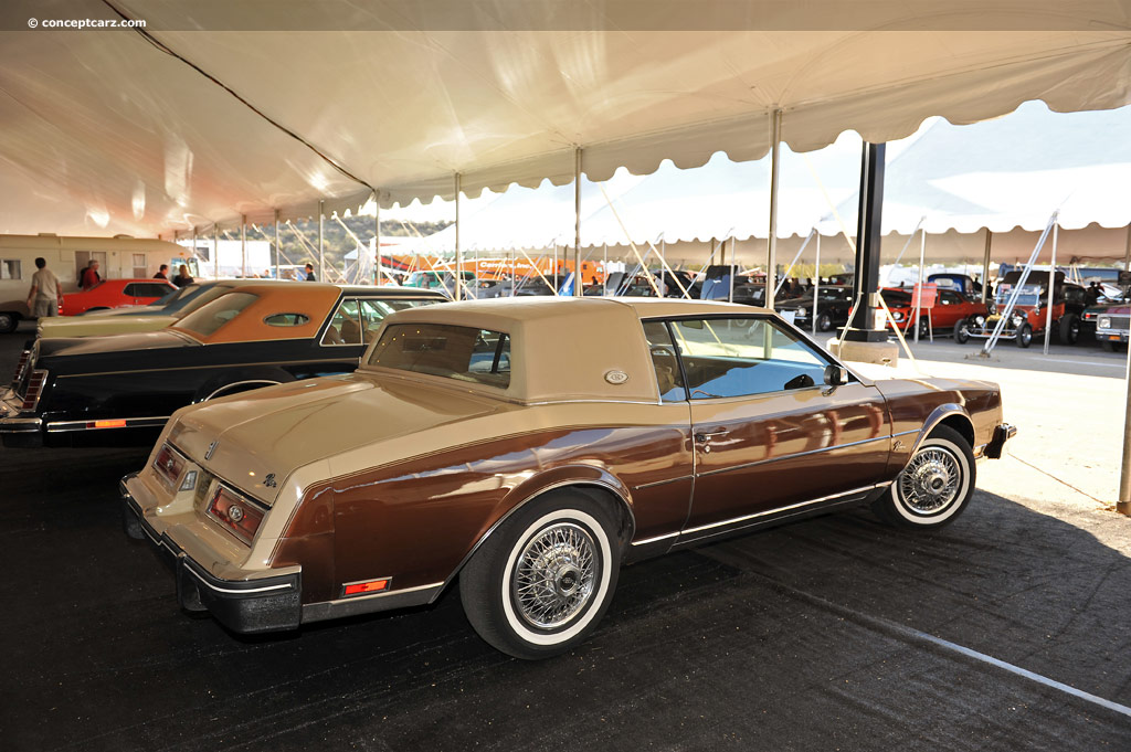 Bj Car Sales >> Auction results and data for 1979 Buick Riviera - conceptcarz.com