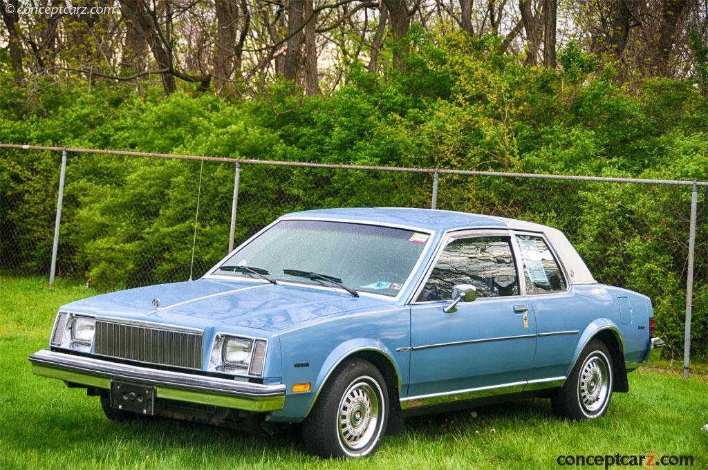 1981 Buick Skylark Conceptcarz Com