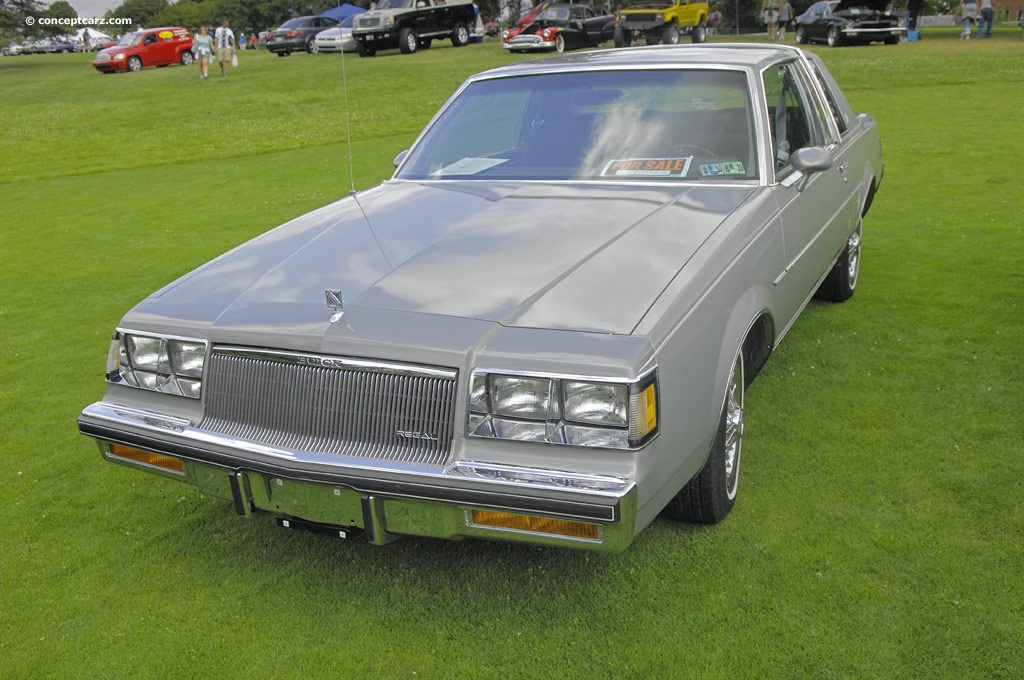 1984 Buick Regal History, Pictures, Value, Auction Sales ...