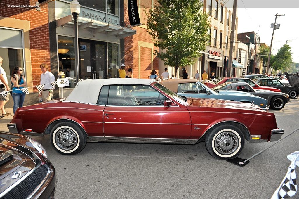 Buick Riviera Dv Ss