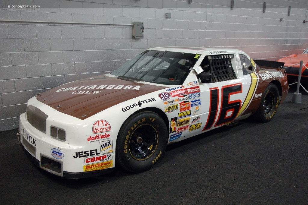 Rusty Wallace Race Cars >> Auction Results and Sales Data for 1989 Buick Regal NASCART Stock Car