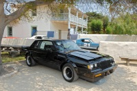 1987 Buick Regal.  Chassis number 1G4GJ1178HP447803