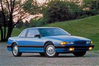 1992 Buick Regal image.