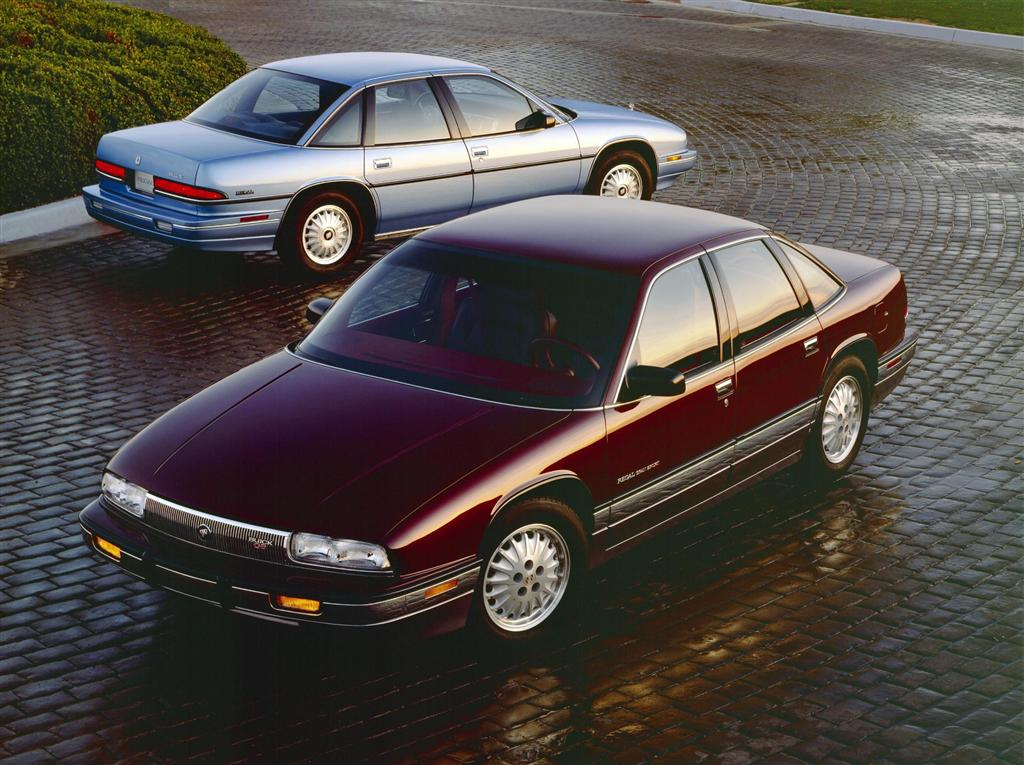 Buick Regal Gran Sport Coupe on 1992 Buick 3800 Engine