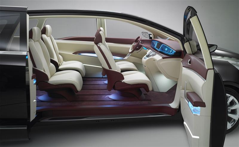 2009 Buick Business Concept Image Photo 2 Of 41