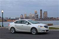 Buick Verano Monthly Vehicle Sales