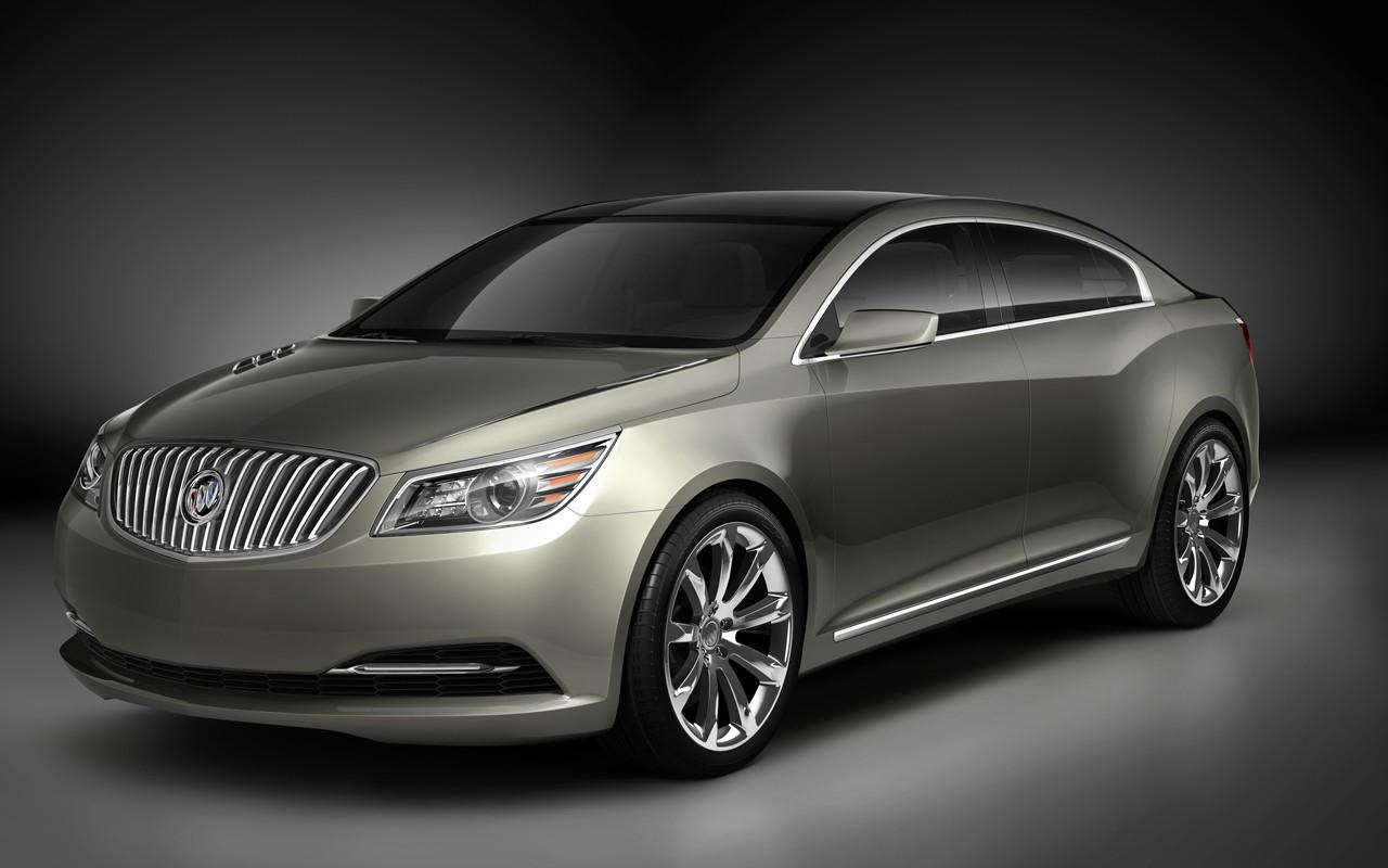 2008 Buick Invicta Concept News and Information, Research ...