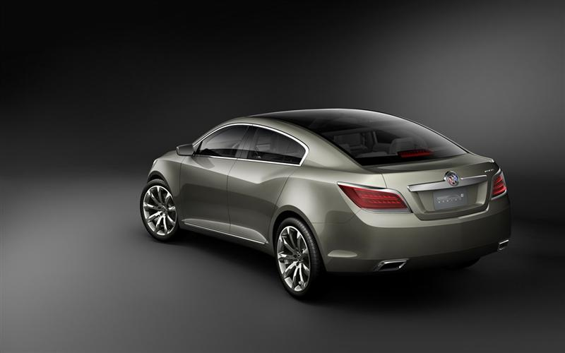 2008 Buick Invicta Concept Wallpaper And Image Gallery