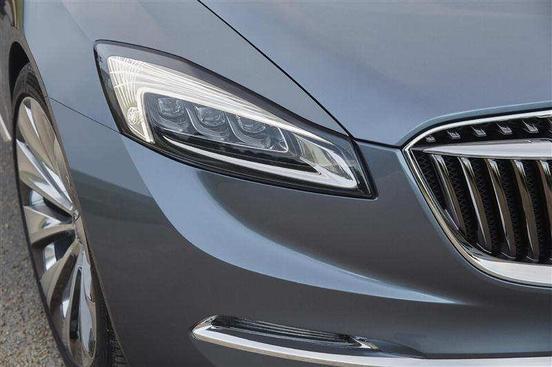 2015 Buick Avenir Concept News And Information Research And Pricing