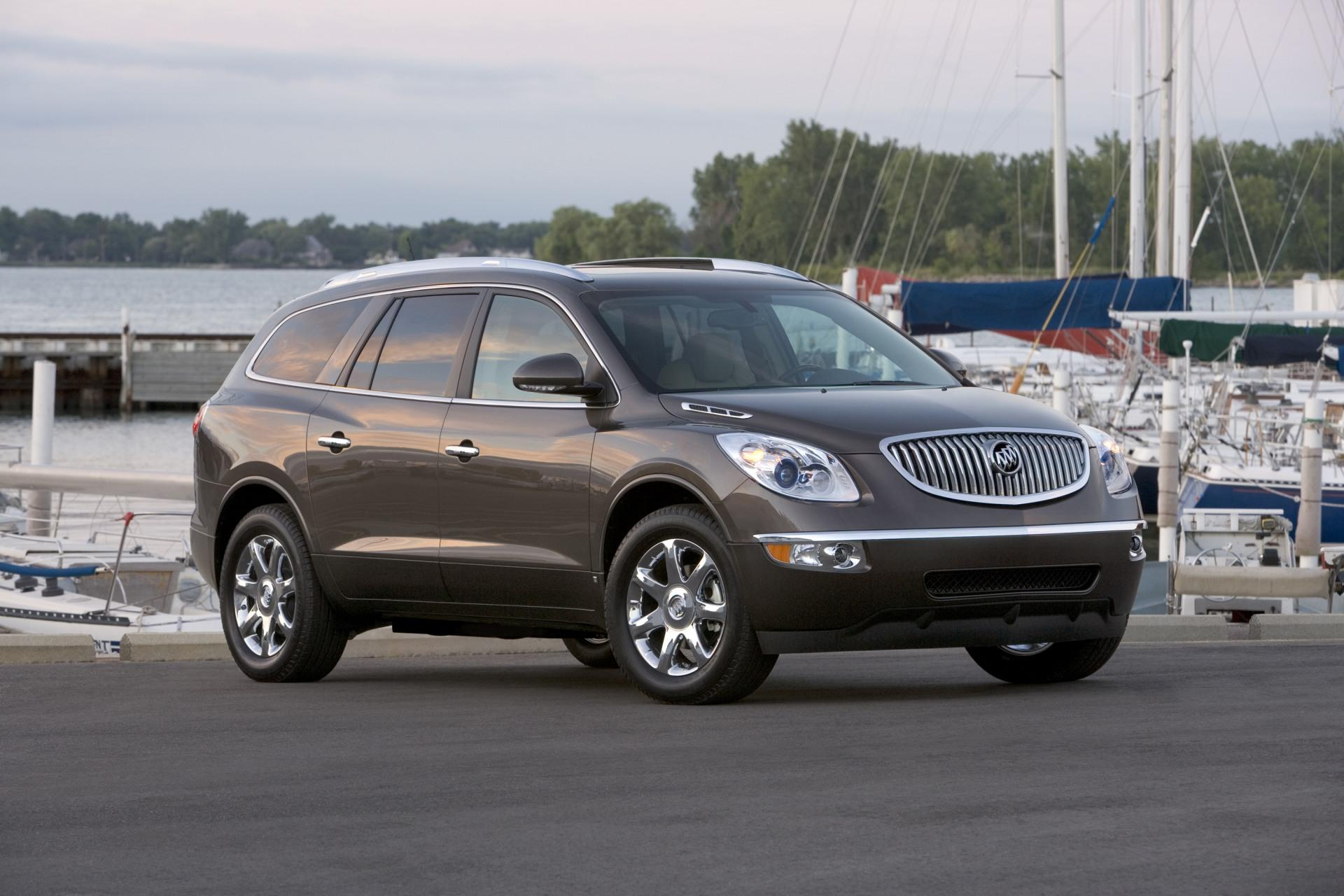 2009 buick enclave news and information. Black Bedroom Furniture Sets. Home Design Ideas