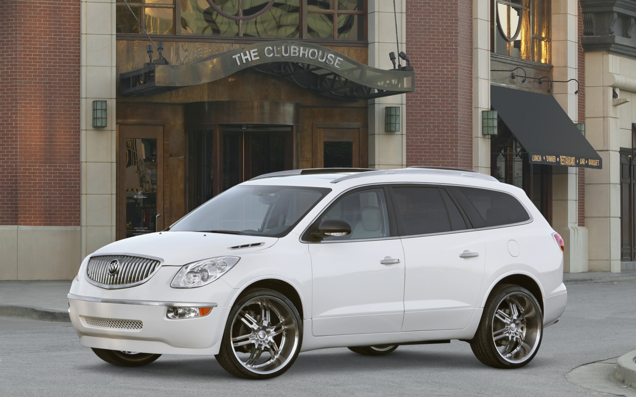 2008 Buick Enclave Urban CEO Edition News and Information