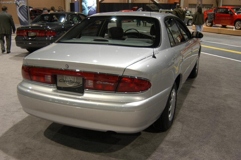 Auction Results And Data For 2003 Buick Century
