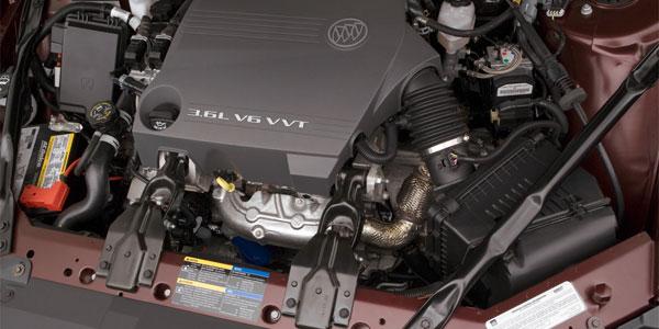 Buick Lacross Manu E