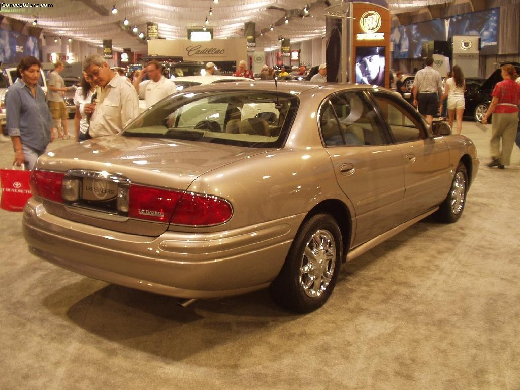 2003 Buick LeSabre Image. Photo 10 of 13