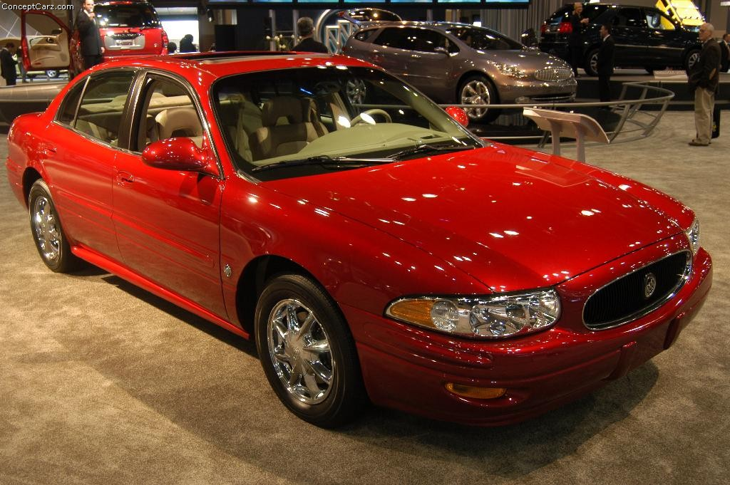 2003 Buick Lesabre Image Photo 9 Of 10