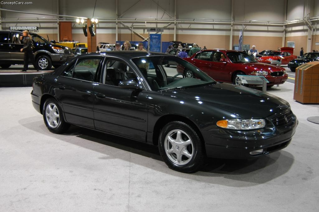 2003 Buick Regal History Pictures Value Auction Sales Research And News