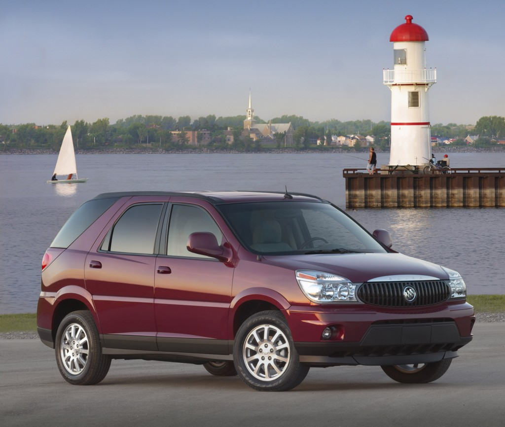 2003 Buick Rendezvous Wallpaper And Image Gallery Cxl 2002 Electric Seat Issues Thumbnail