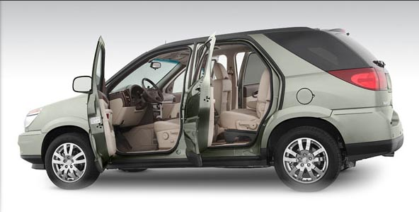 2006 buick rendezvous image photo 5 of 8. Black Bedroom Furniture Sets. Home Design Ideas