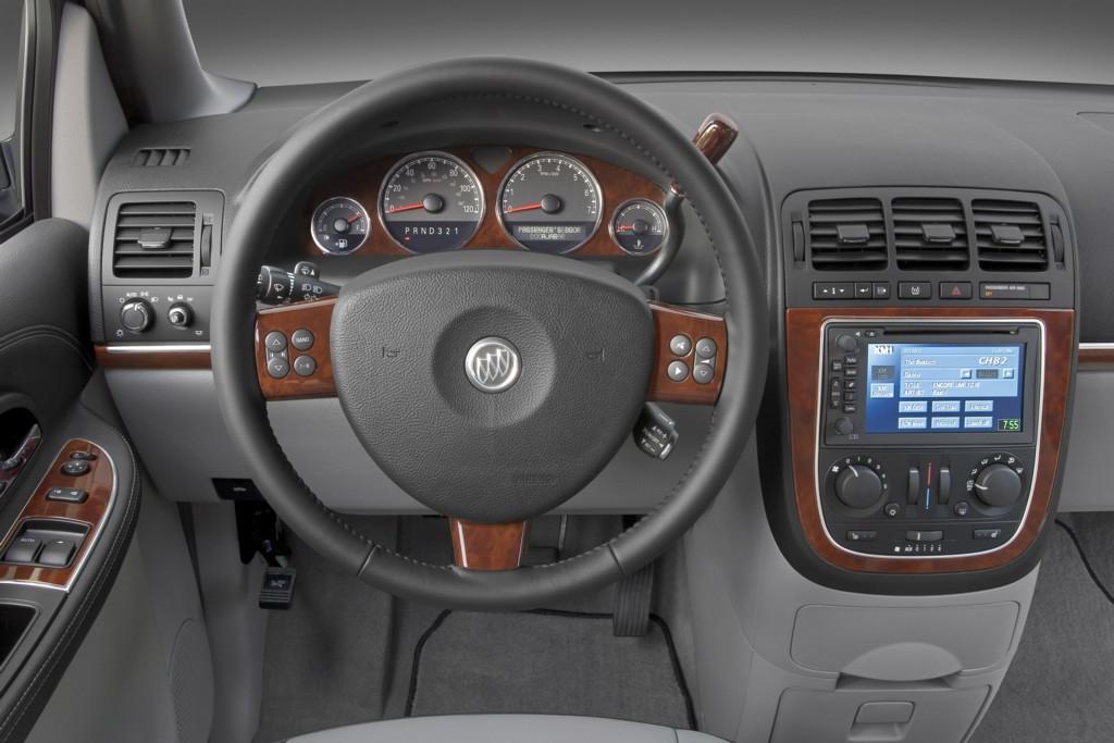 Car Wallpaper >> 2007 Buick Terraza Image. Photo 3 of 12