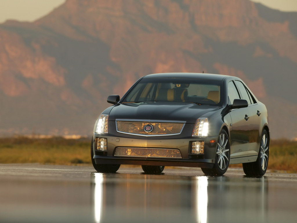 2005 Cadillac Sts Sae 100 Pictures  History  Value