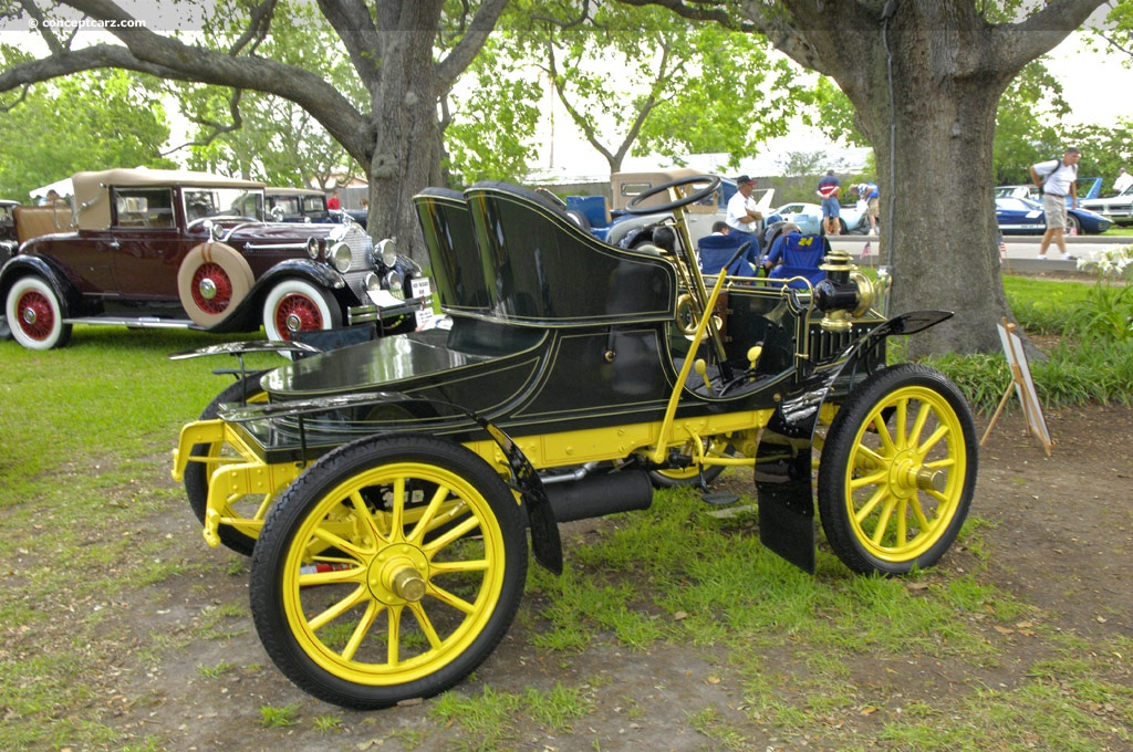 1905 Cadillac Model E Image Chassis Number G42