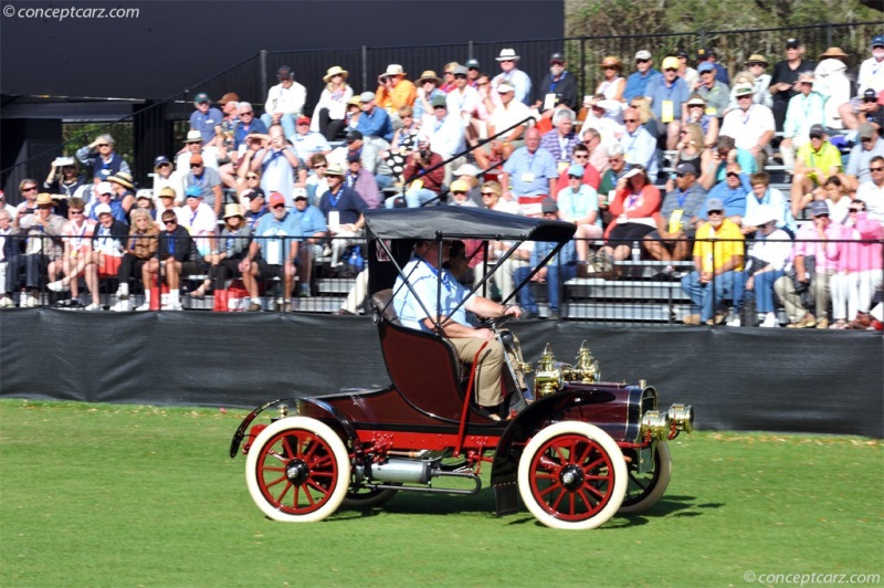 1906 Cadillac Model K: 1906 Cadillac Model K Image. Photo 6 Of 41
