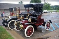 1906 Cadillac Model K image.