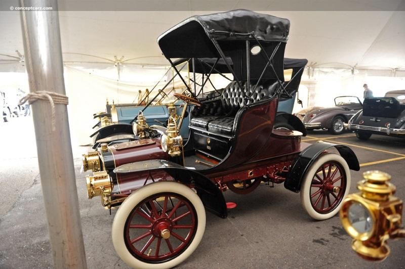 1906 Cadillac Model K: Chassis 8171 1906 Cadillac Model K Chassis Information