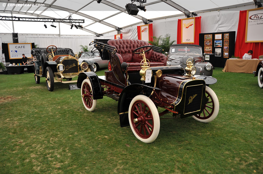 1906 Cadillac Model K: Auction Results And Sales Data For 1906 Cadillac Model K