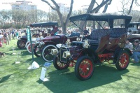 Horseless Carriage - 1895-1915