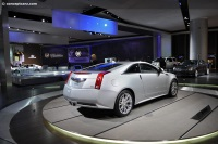 2011 Cadillac CTS Coupe image.