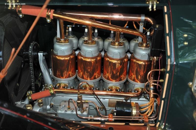 1911 Cadillac Model 30