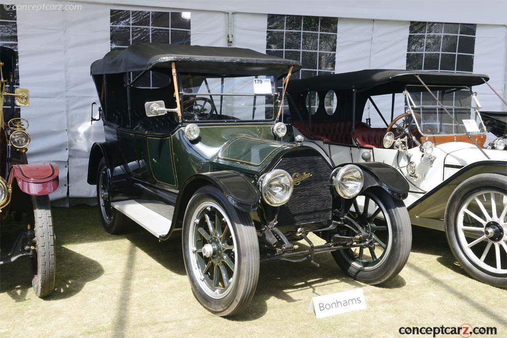 1914 Cadillac Model 30