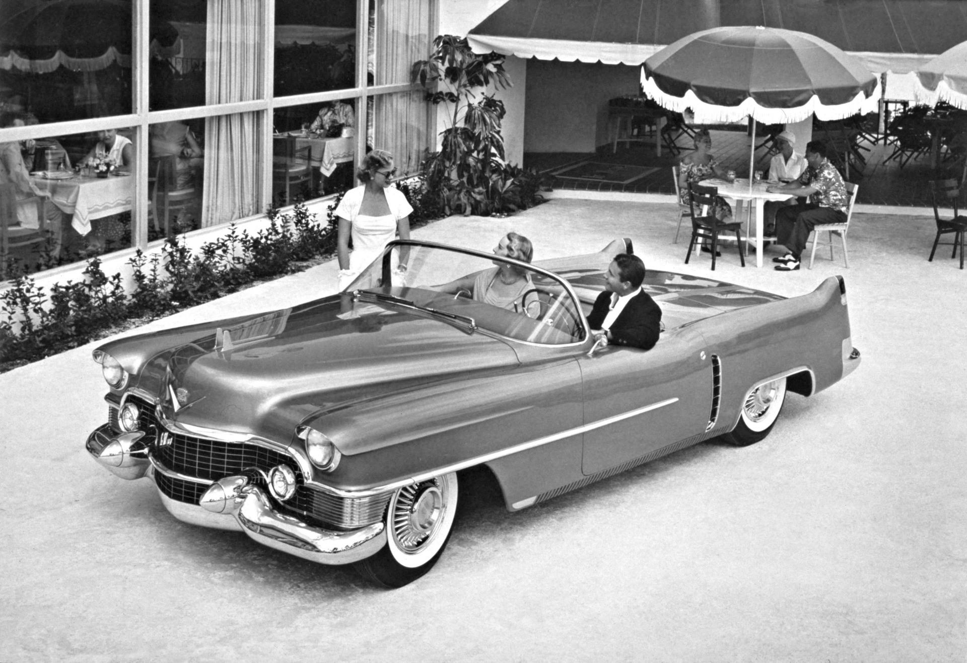 1953 cadillac le mans concept image photo 46 of 73 for Dream motors los angeles