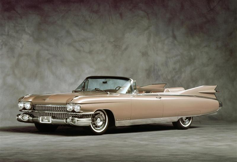 1959 Cadillac Eldorado Biarritz History, Pictures, Sales Value ...