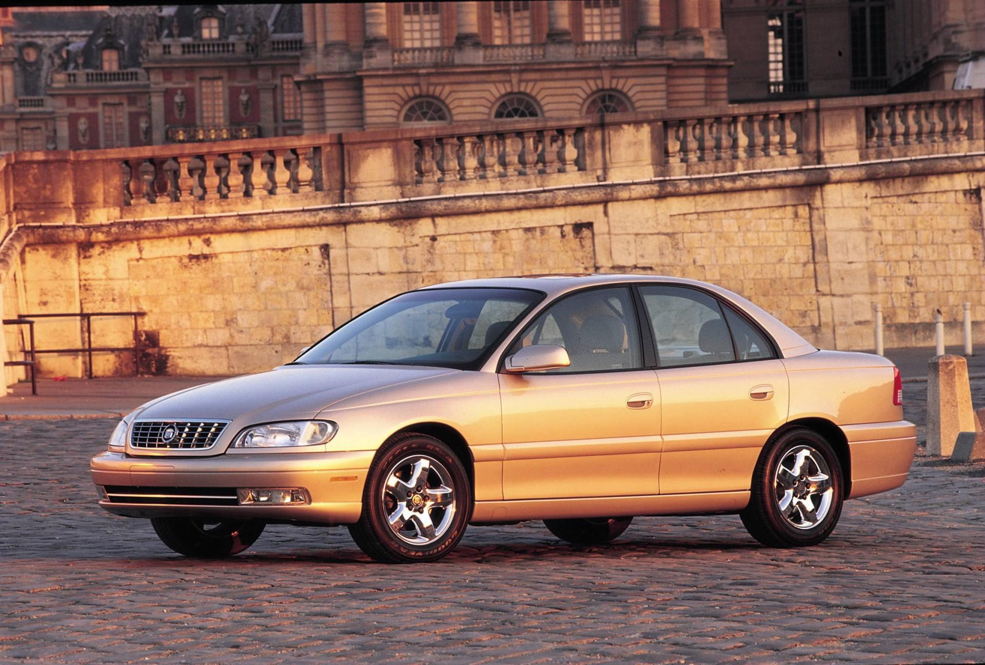 2000 Cadillac Catera History, Pictures, Value, Auction Sales, Research and  News