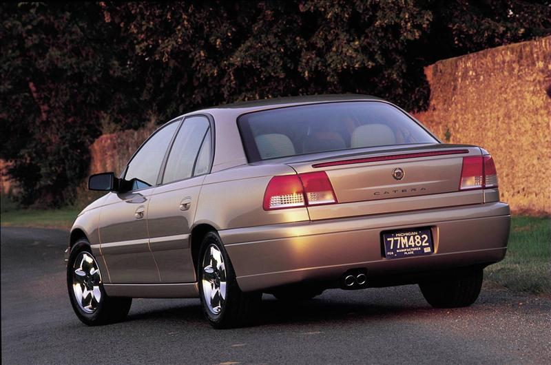2000 Cadillac Catera Image. Photo 12 of 14