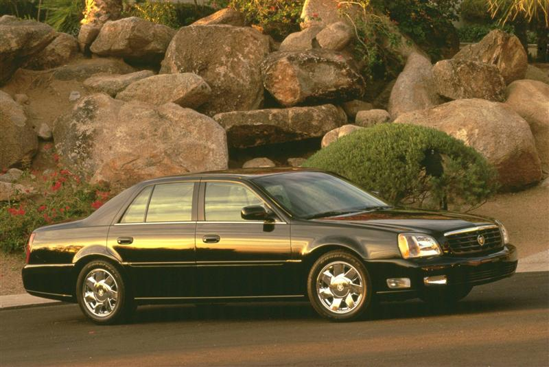 2000 Cadillac DeVille History, Pictures, Sales Value, Research and