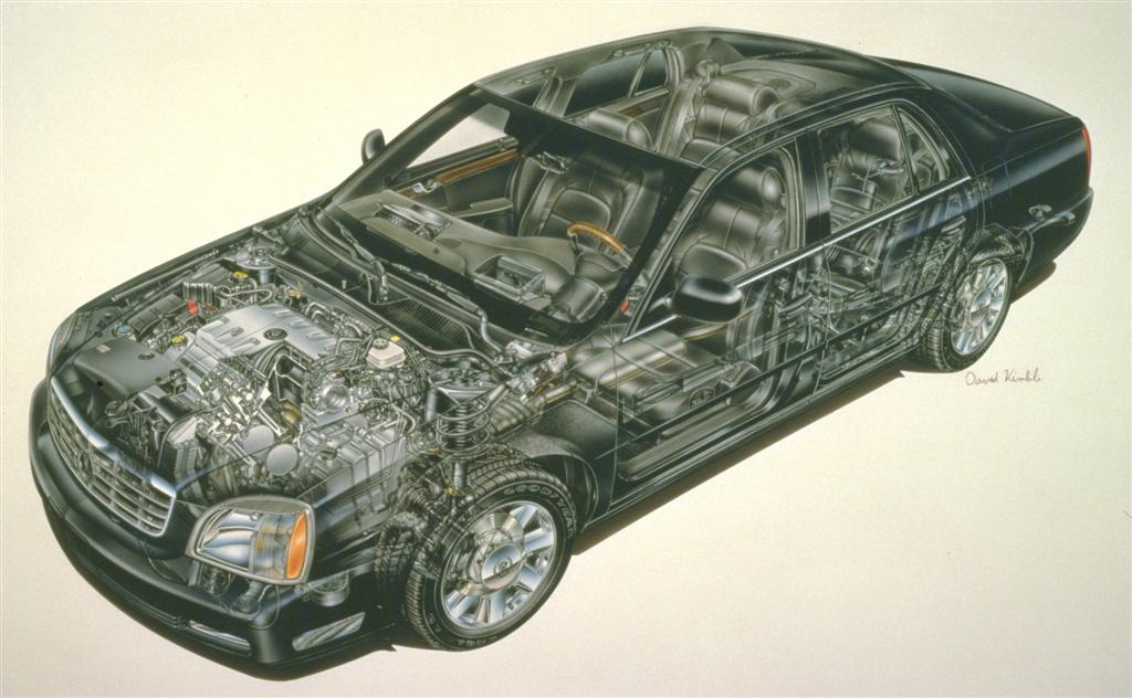 2000 Cadillac DeVille Image. Photo 4 of 20