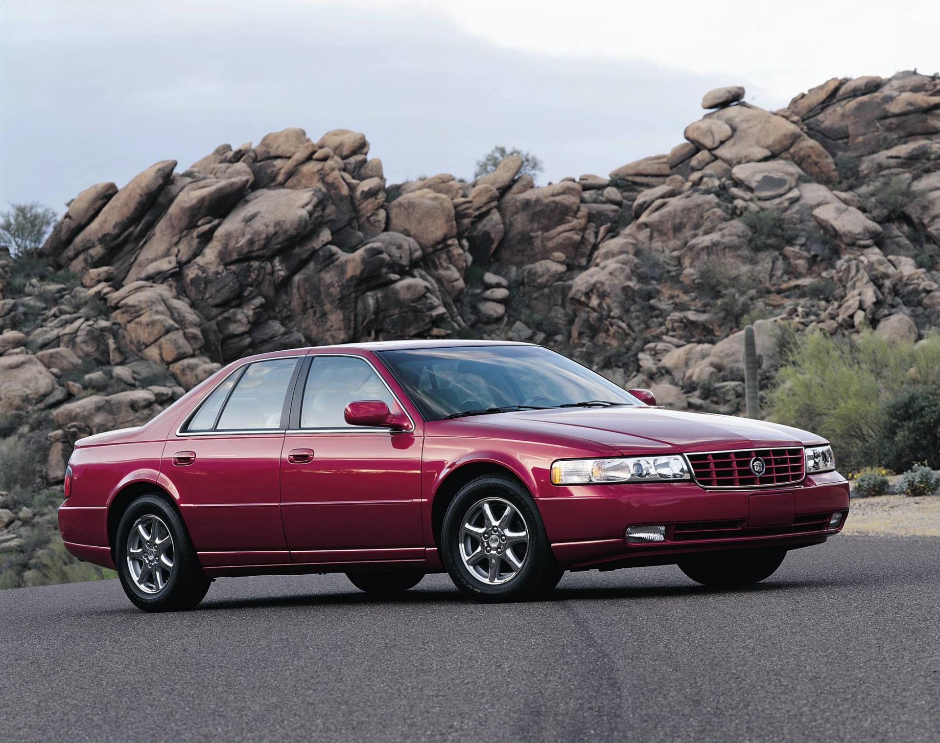 2000 Cadillac Seville History, Pictures, Value, Auction Sales, Research and  News