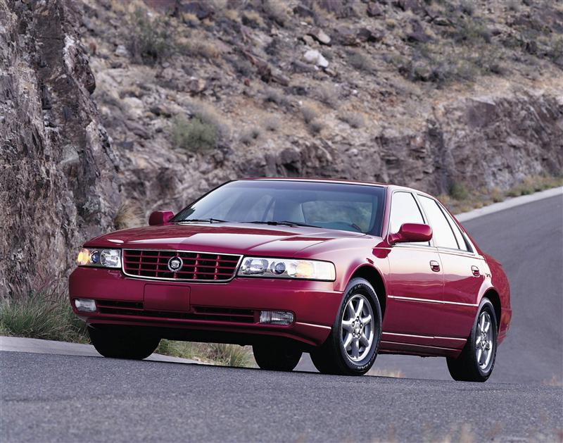 2000 Cadillac Seville History, Pictures, Sales Value, Research and