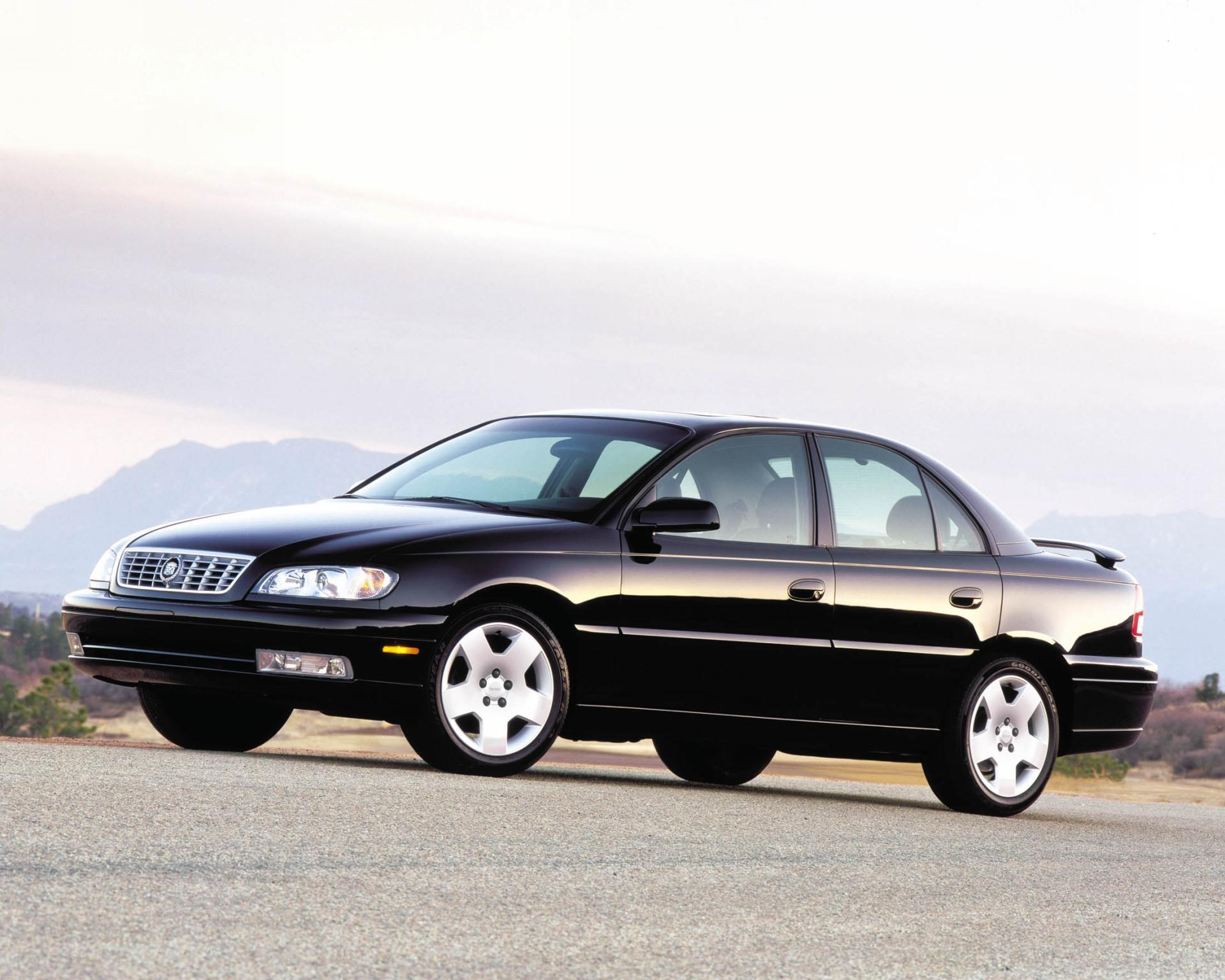 2001 Cadillac Catera History, Pictures, Value, Auction Sales, Research and  News