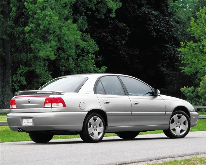 2001 Cadillac Catera Image. Photo 3 of 8