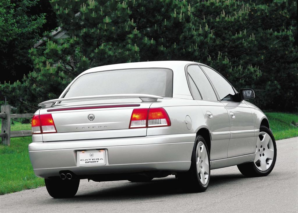 Auction Results And Sales Data For 2001 Cadillac Catera