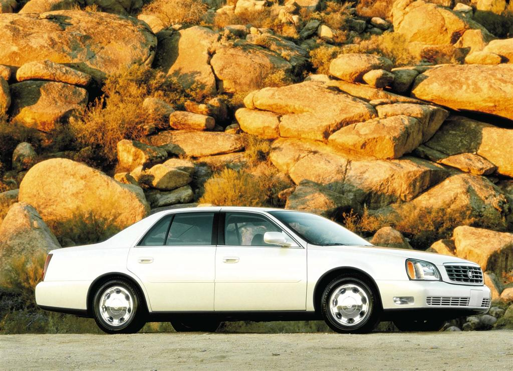 2001 Cadillac DeVille Pictures, History, Value, Research, News ...